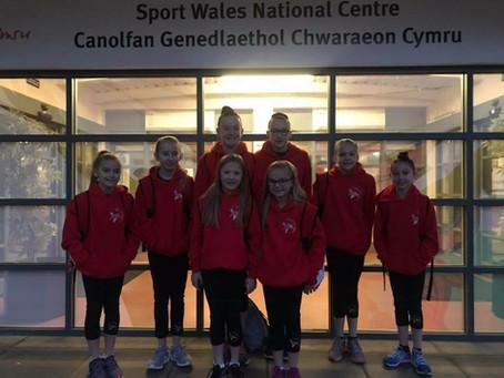 Welsh Levels Finals