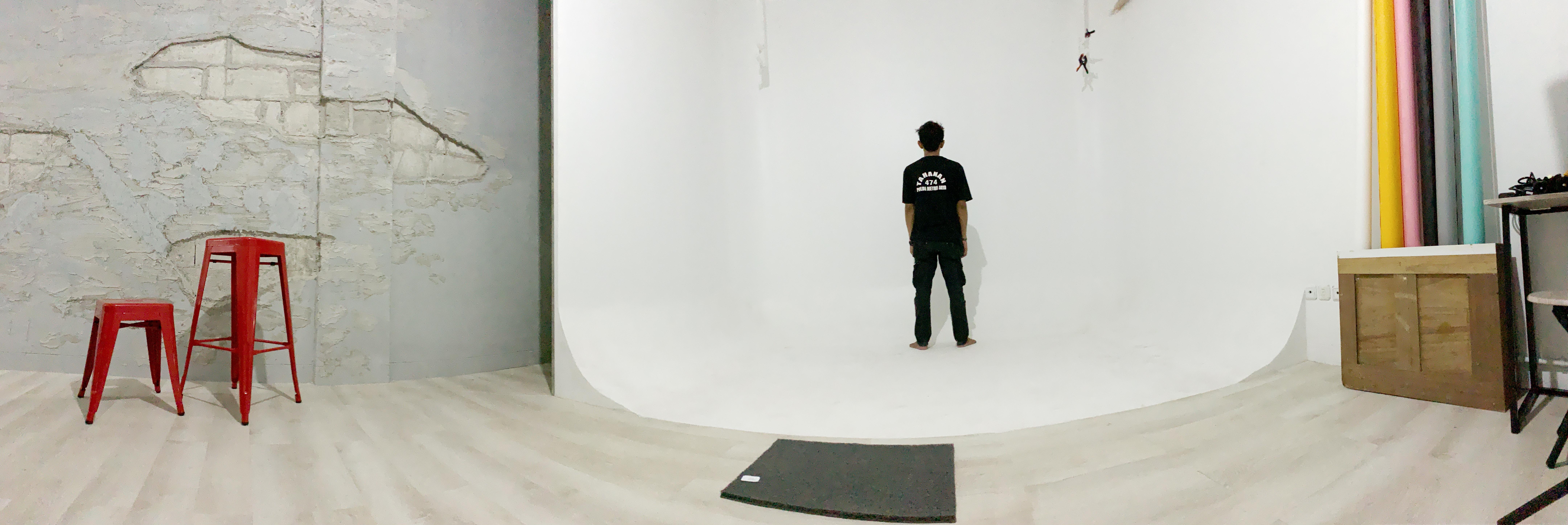 Lantai 1 Ruang limbo