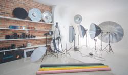 backlight studio equipment