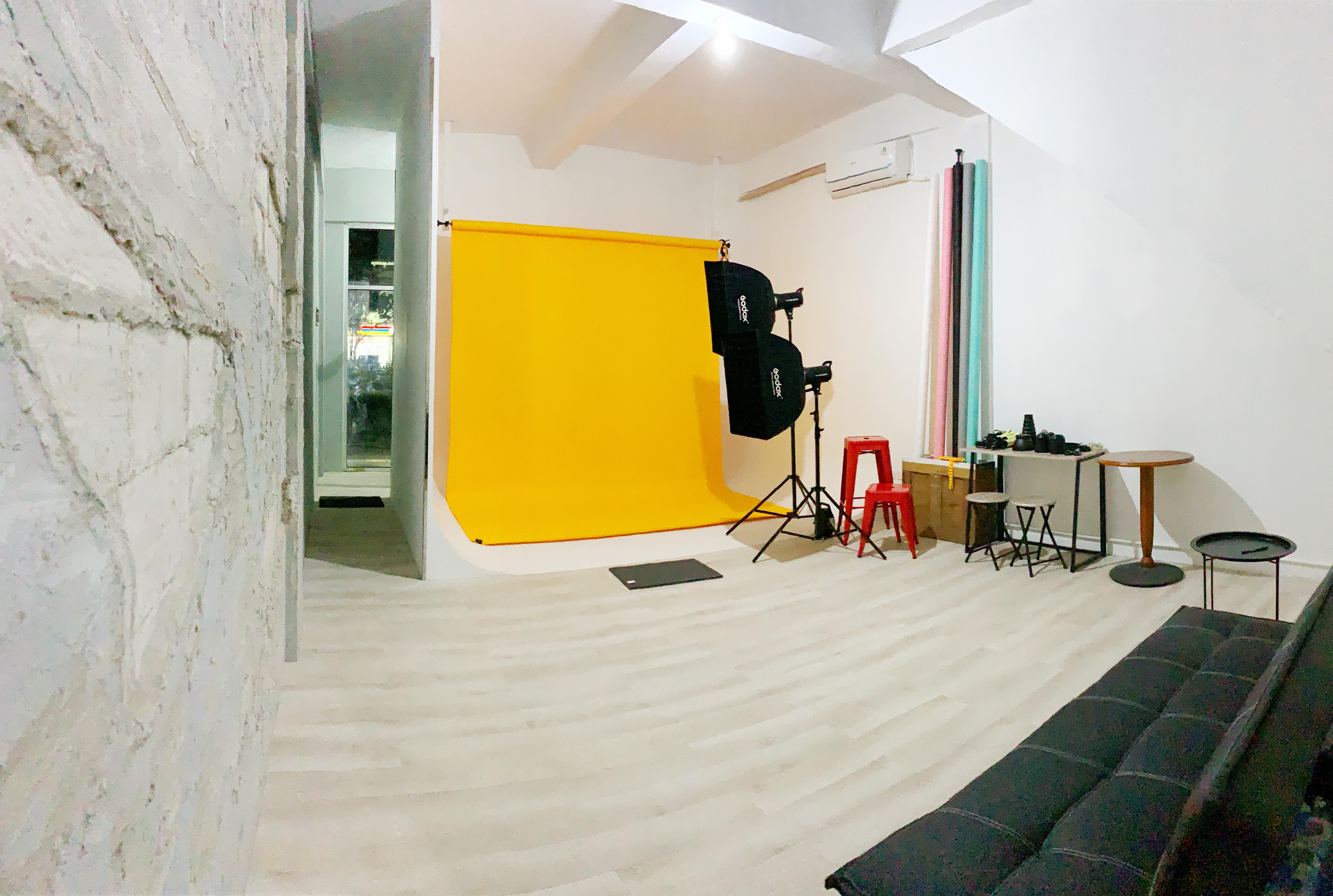 Lantai 1 Ruang studio
