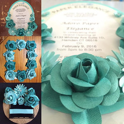 Tired of your average invitation. We can also make custom invitations for your special events