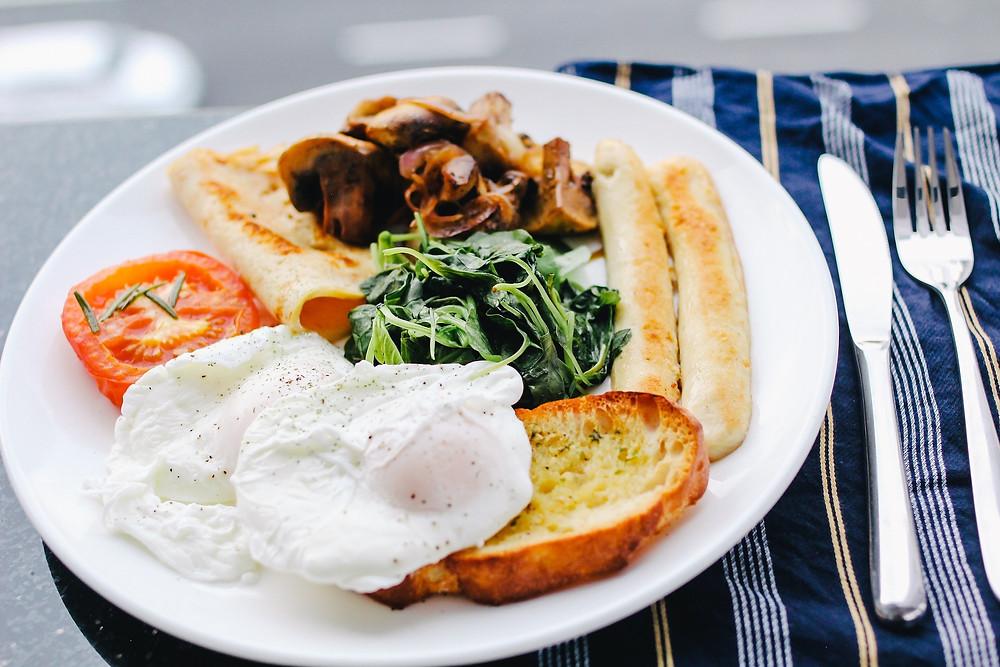 breakfast, culture, strategy