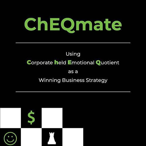 ChEQmate - Paperback
