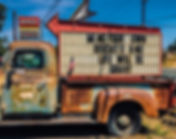 Rusting truck & Diner Signs, Napa.jpg