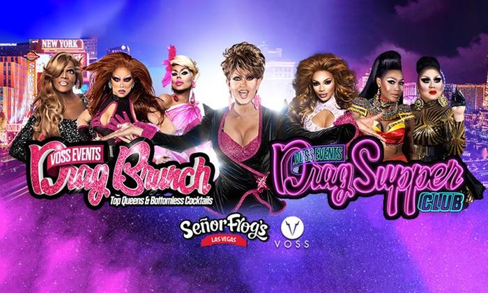 Drag Brunch & Drag Supper Club