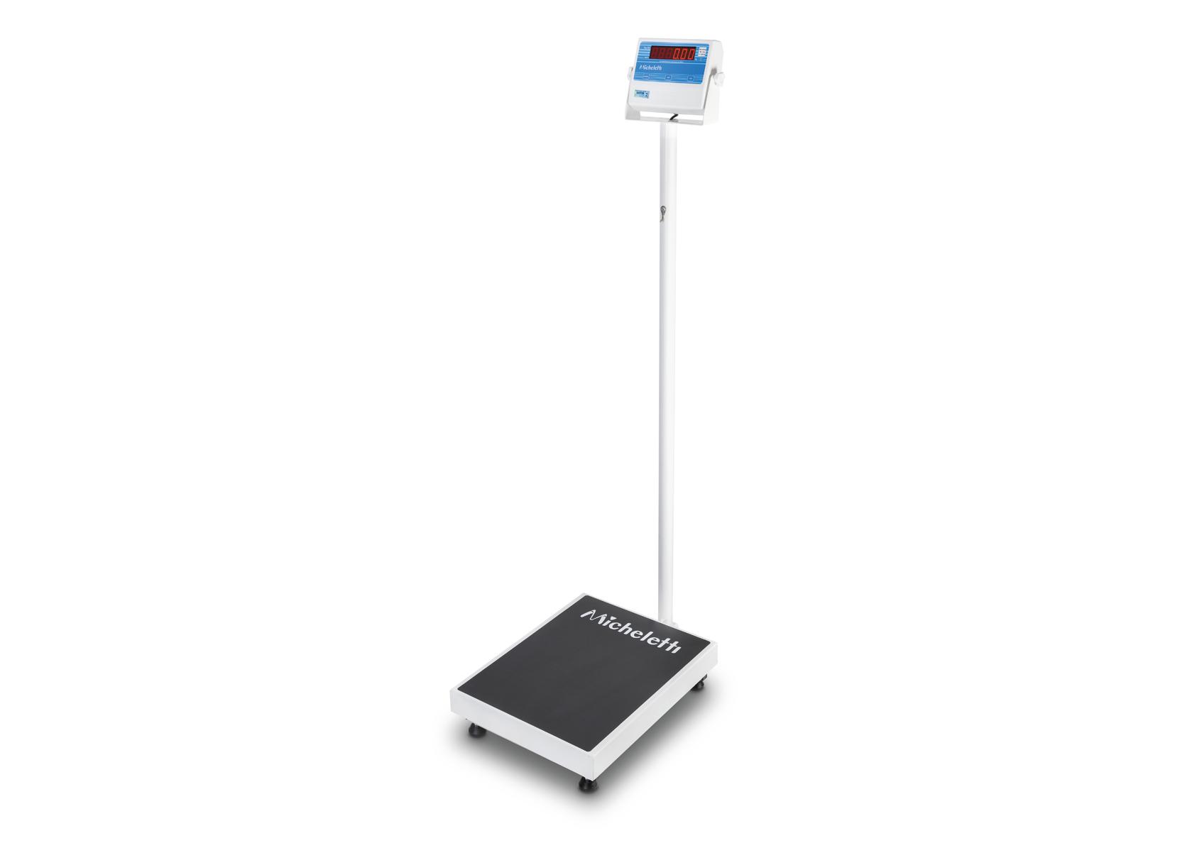 Indicador de pesagem em ABS na cor branca com display de LED de alta  #2E6A9D 1679x1188 Balança De Banheiro Mercado Livre