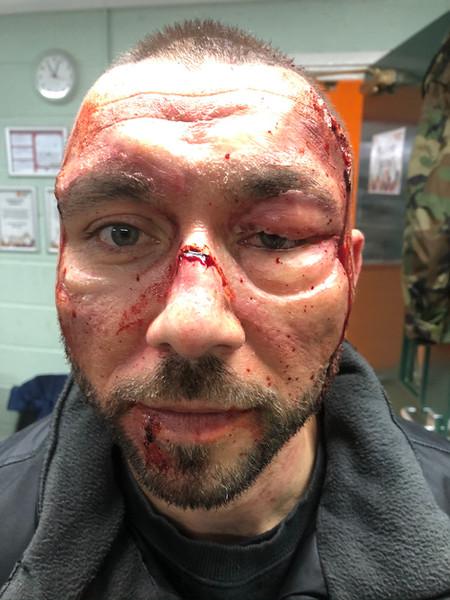 Injury fx makeup