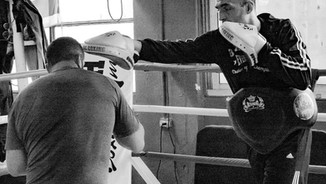 """""""If you work hard in training, the fight is easy."""""""