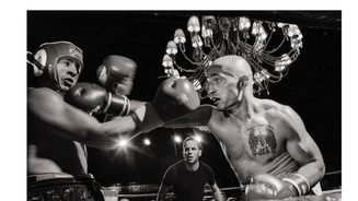 """""""Boxing is the toughest and loneliest sport in the world."""""""
