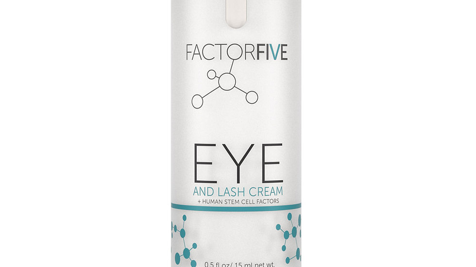 FACTOR FIVE EYE/LASH CREAM