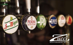 Zucci's bar and lounge hosts a number of