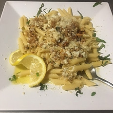 Penne with Crabmeat Sauce