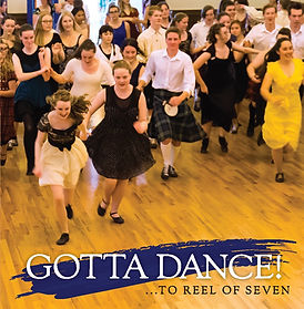 Gotta Dance front cover