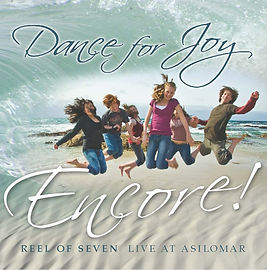 Dance for Joy Encore front cover