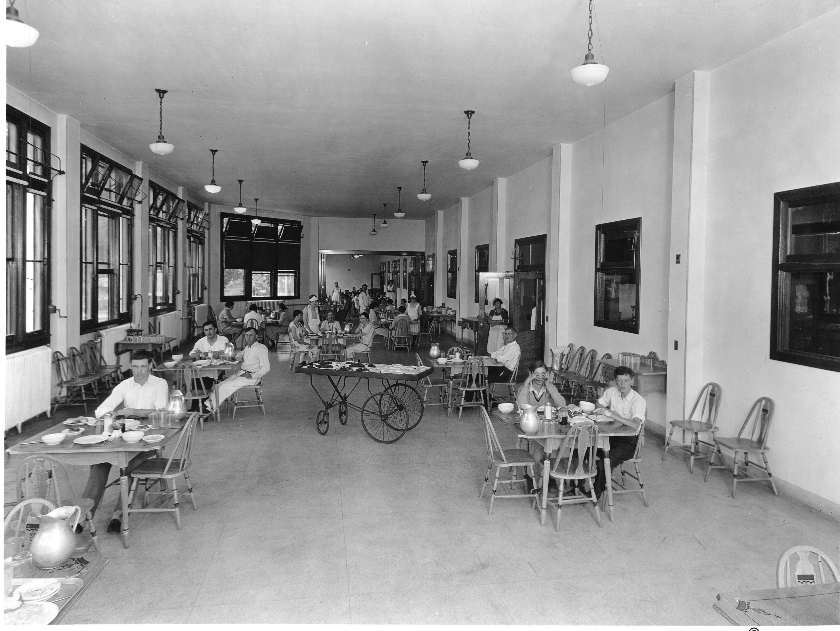 Waverly Hills Cafeteria