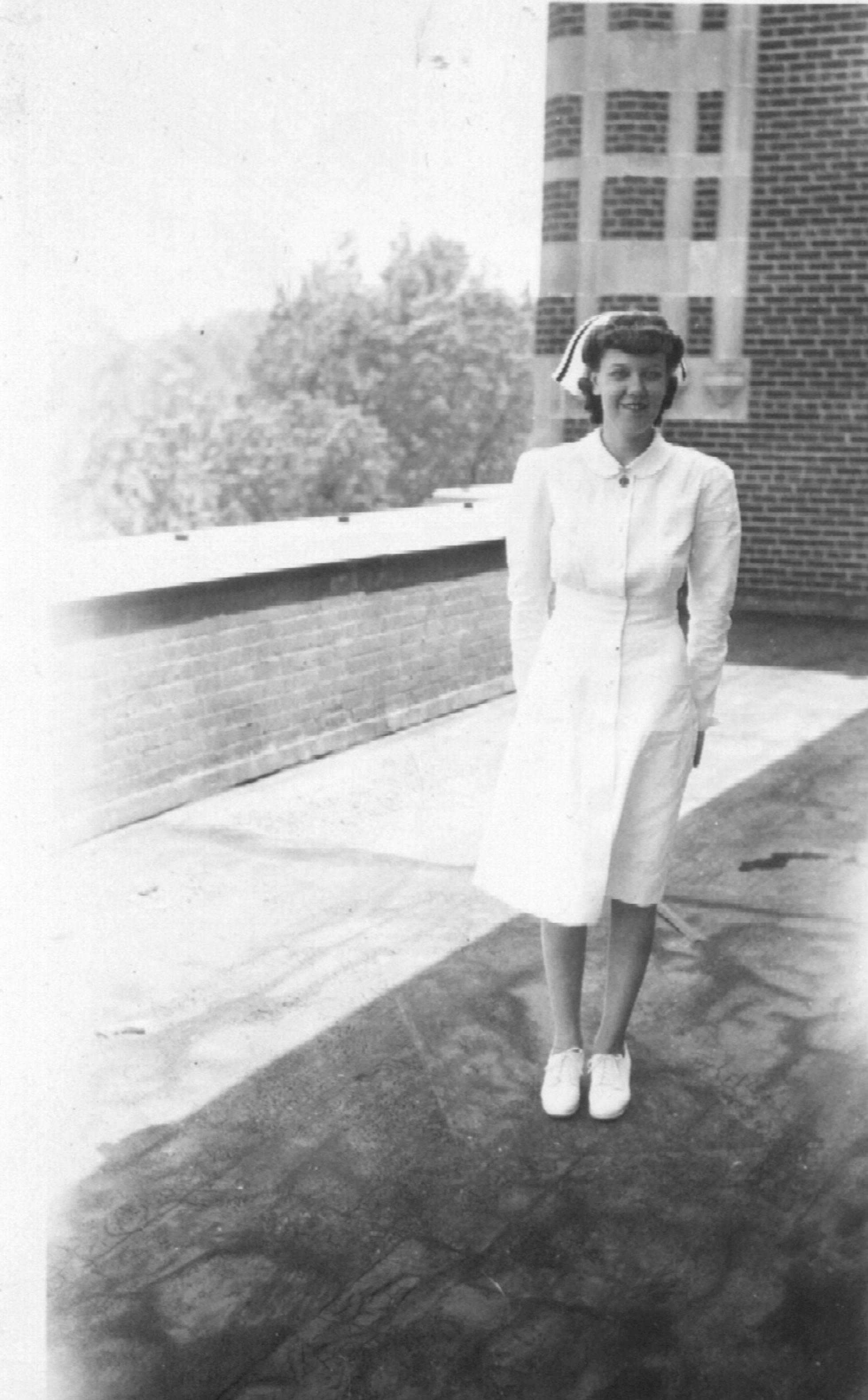 Nurse at Waverly Hills
