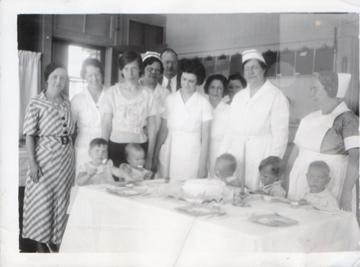 Waverly Hills Nurses