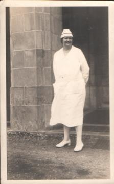 Waverly Hills Nurse