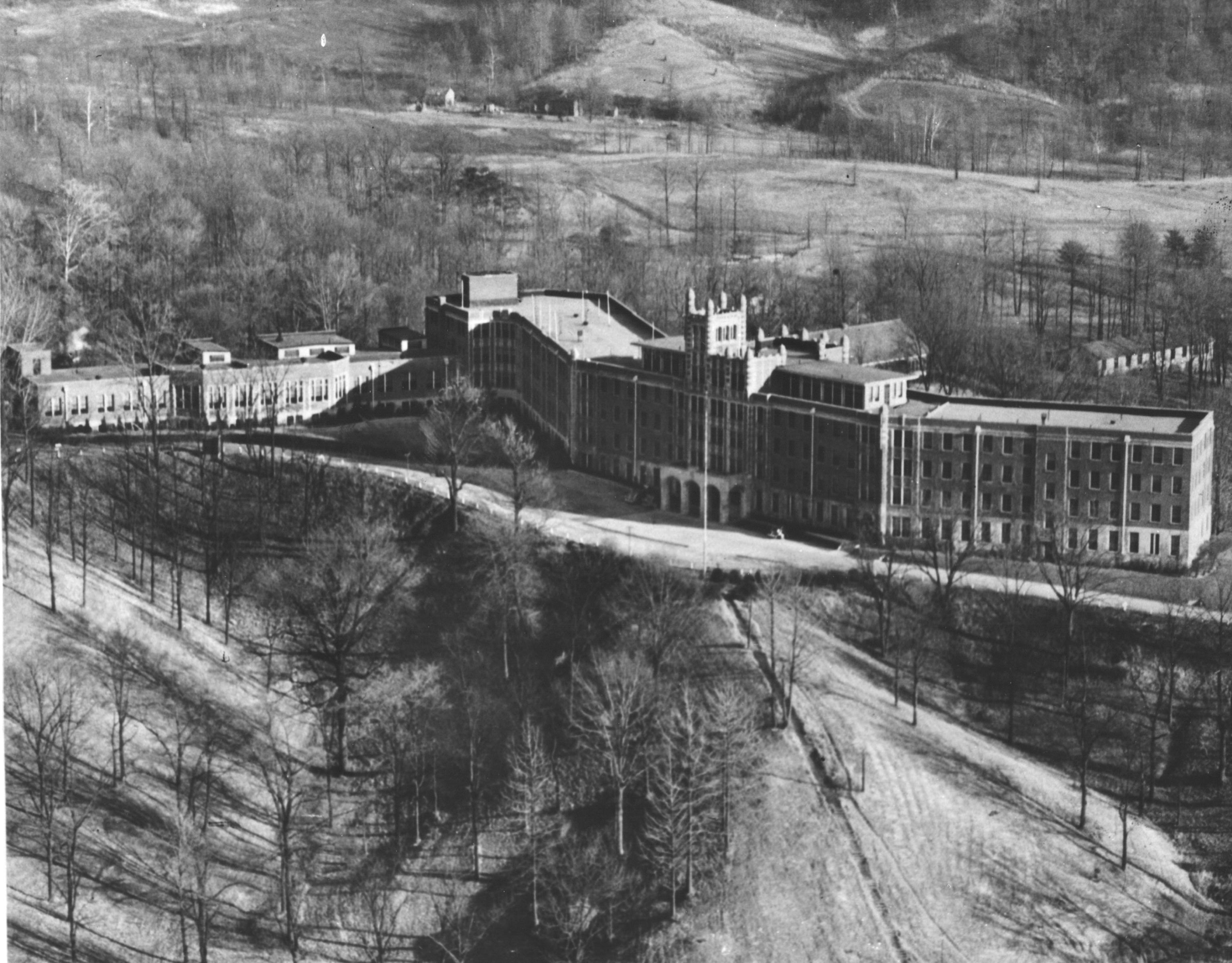 Waverly Hills Arial