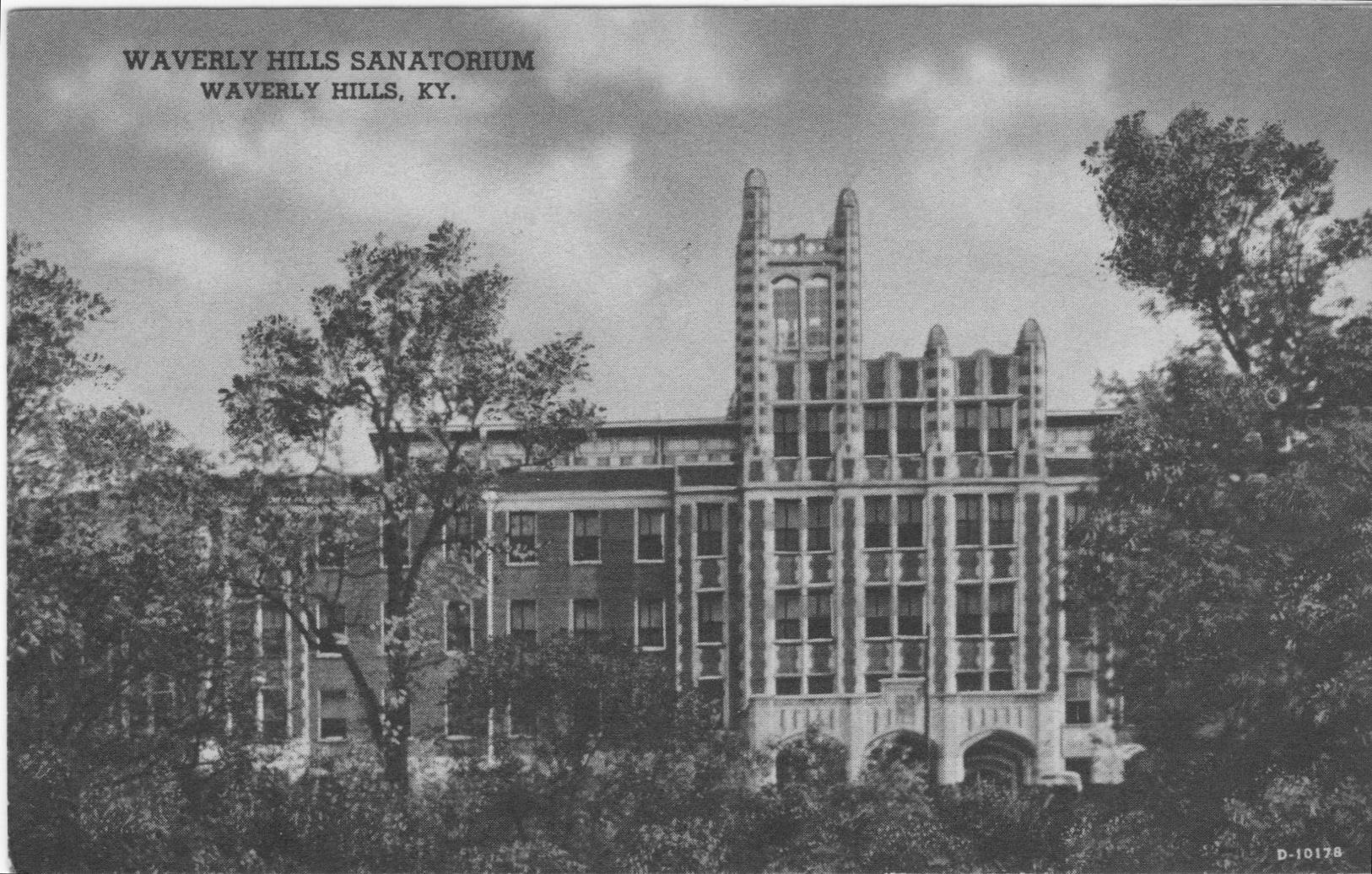 Waverly Hills 1926