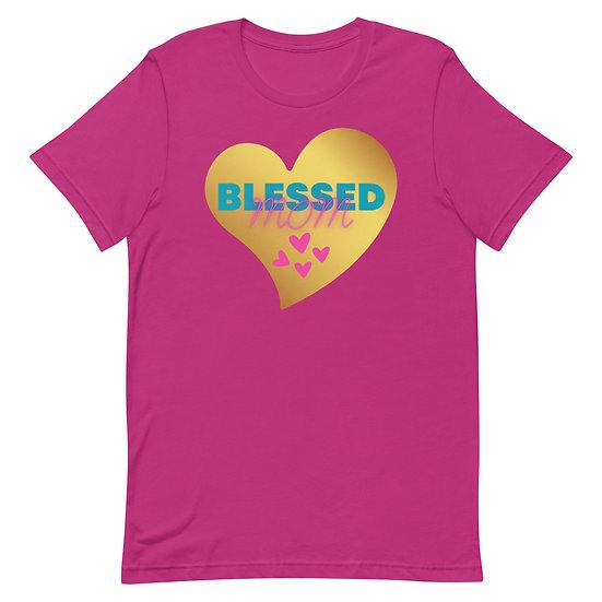 WTGA- Blessed Mom -T-Shirt
