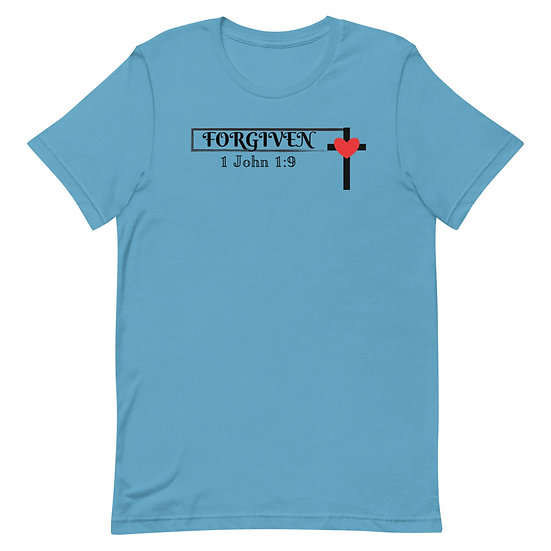 Forgiven-  Unisex T-Shirt