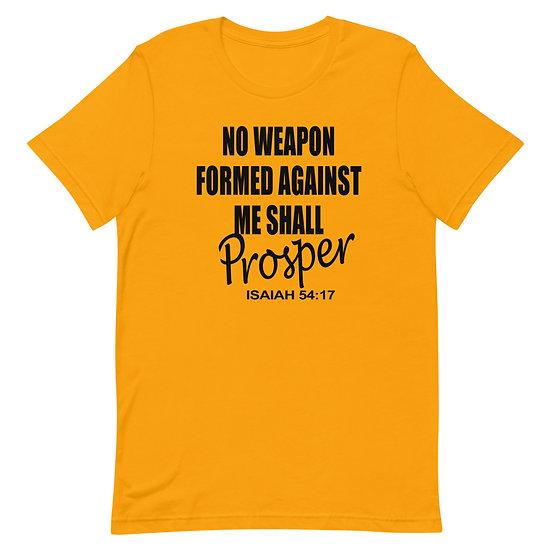 WTGA- No Weapon- Unisex T-Shirt
