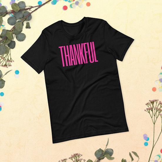 WTGA-THANKFUL Unisex T-Shirt