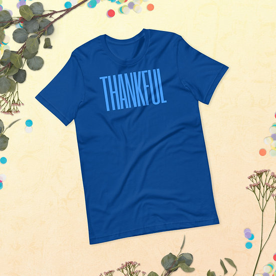 WTGA- THANKFUL- Unisex T-Shirt