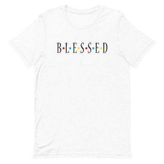 WTGA- Blessed Short-Sleeve Unisex Shirt