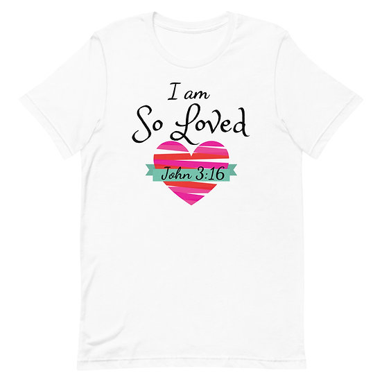 WTGA- John 3:16 Unisex T-Shirt