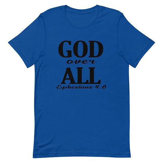 WTGA- Ephesians 4:6 Short-Sleeve Unisex Shirt