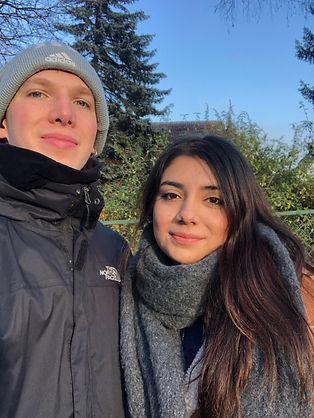Aymara and Dominik
