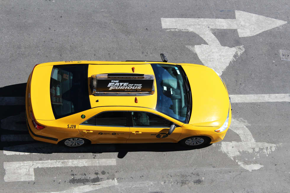 Furious Fast Cab