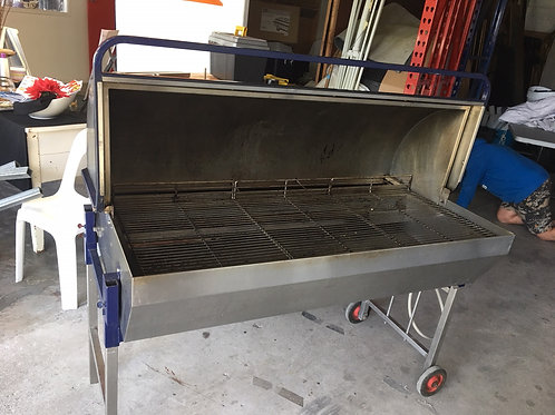 BBQ Oven Roasting