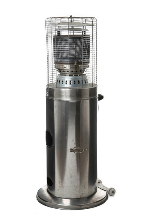 Heater Patio with Gas