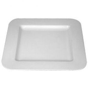 Platter Square White Various