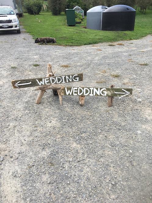 Sign Beachwood