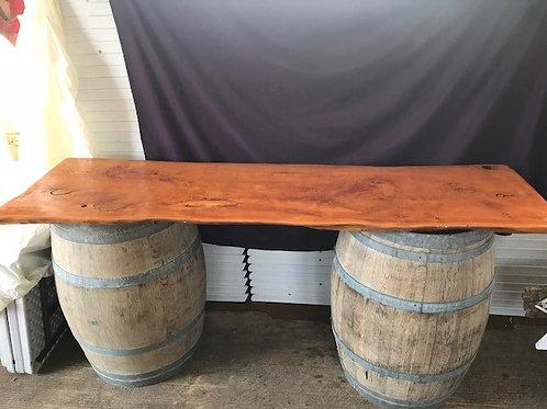 Bar Macrcarpa Top