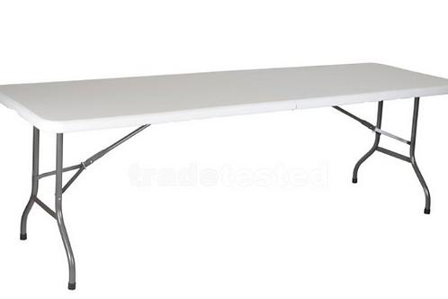 Table Trestle 2.4L x 760W seats 8-10