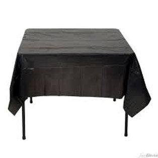 Tablecloth Black Square 1.80