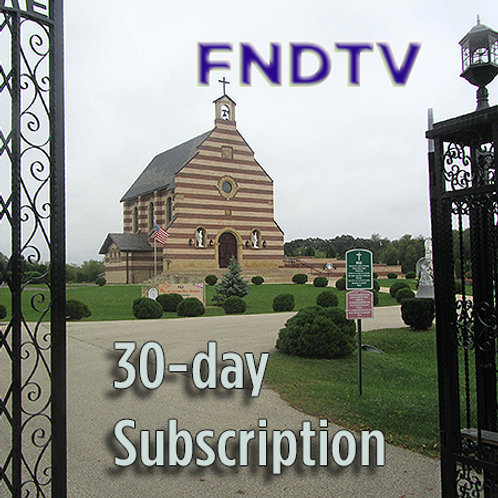 1-Month Subscription To FNDTV SERVICE