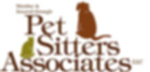 Insured by Pet Sitters Associates