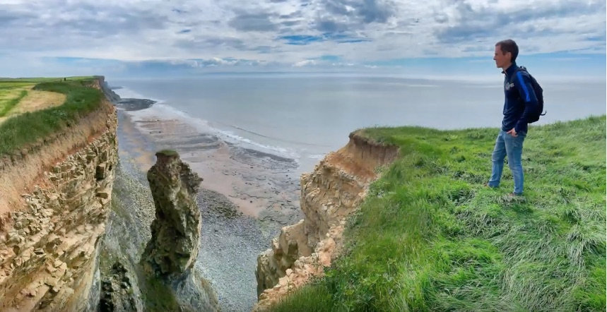 Walk the beautiful Welsh coast