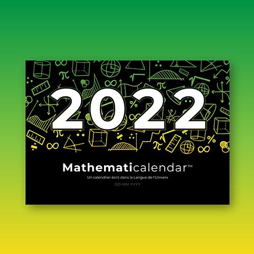 2022  French Mathematicalendar (DD-MM)