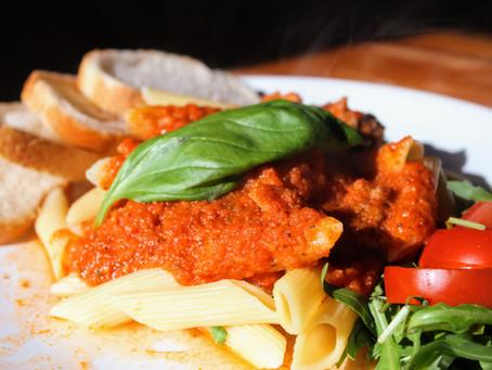Dit weekend staan we weer met de foodtruck drive-in voor je klaar!