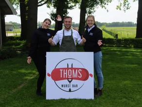 VACATURE - Keukenmedewerker THOMS Wurst Bar