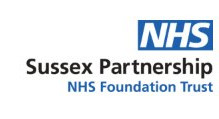 Sussex Partnership NHS Trust's Public Claims ~ Are They True?