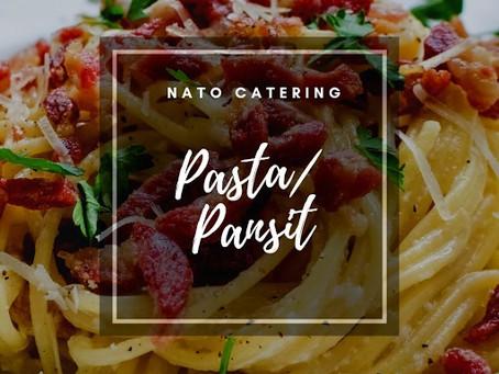 PASTA/PANSIT THAT WILL SATISFY YOUR CRAVINGS