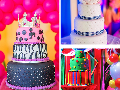 Cake- 3 layer